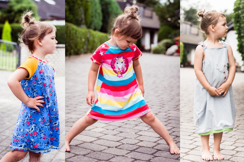 Sommerliche Kleider für Mädchen
