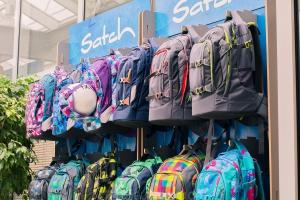Schultaschenkollektion 2016 für größere Kinder von Satch