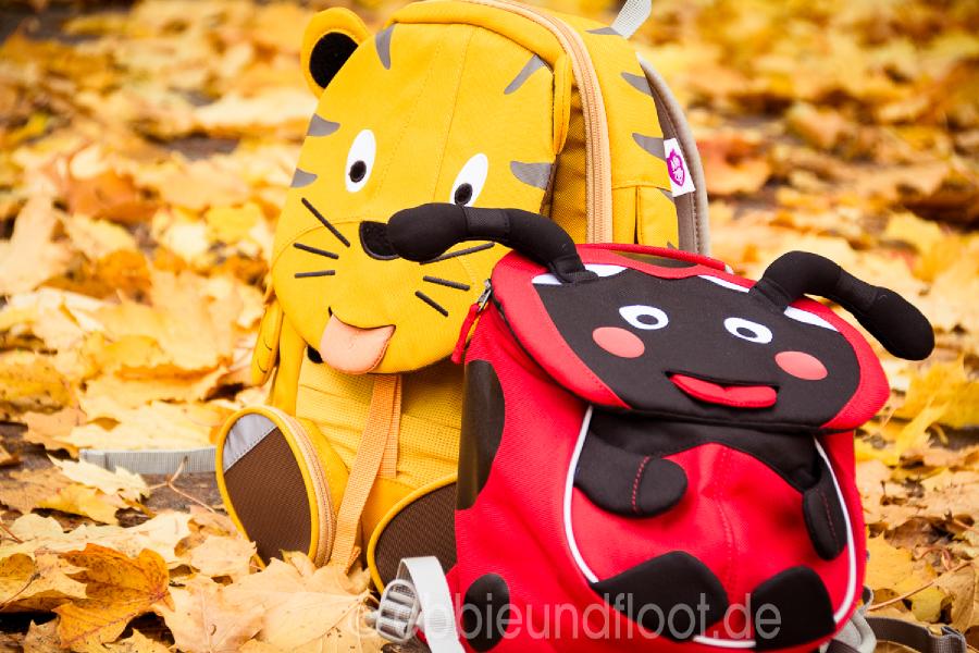 Kindergarten Rucksack von Affenzahn