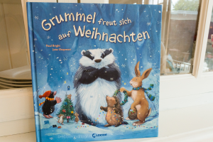 Die klassische Weihnachtsgeschichte tierisch erzählt