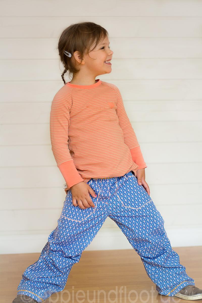 Die neue Hose macht gute Laune