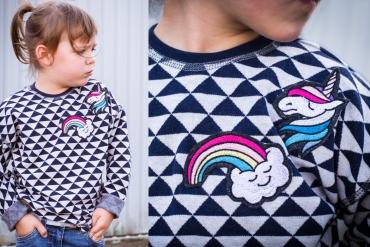 Lässiges Shirt für Jungen oder Mädchen