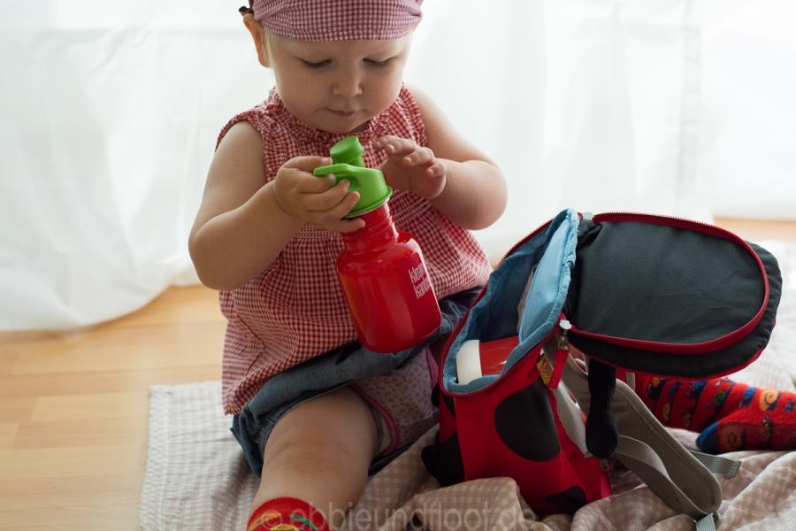 Klean Kanteen Trinkflasche für unser Krippenkind