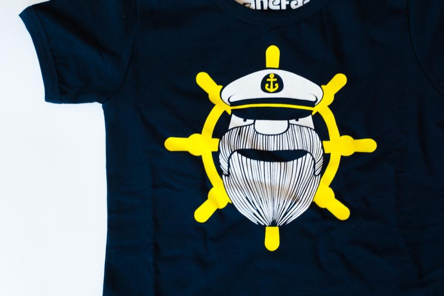 Tolles maritimes Shirt für Jungs