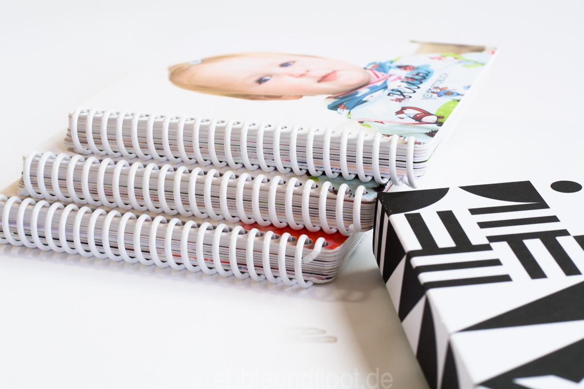 Unsere Fotobücher für die Kinder