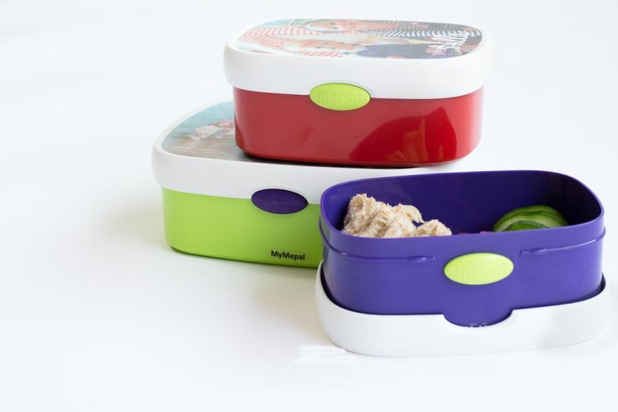 Brotdosen in verschiedenen Größen, sehr leicht zu öffnen