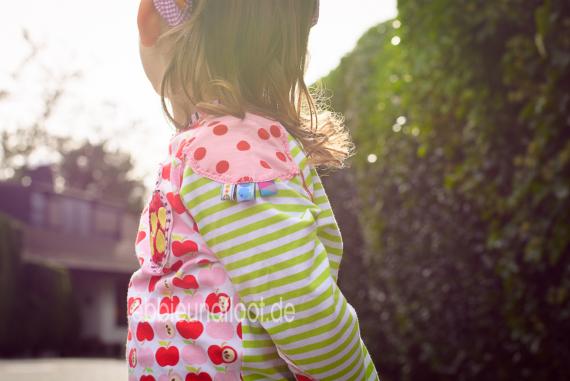farbenmix Schnittmuster TOMBOY | Ein Shirt für Mädchen und Jungen