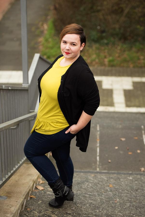 Plus Size Mode: Ein genähtes Shirt und der Weg zur Selbstakzeptanz
