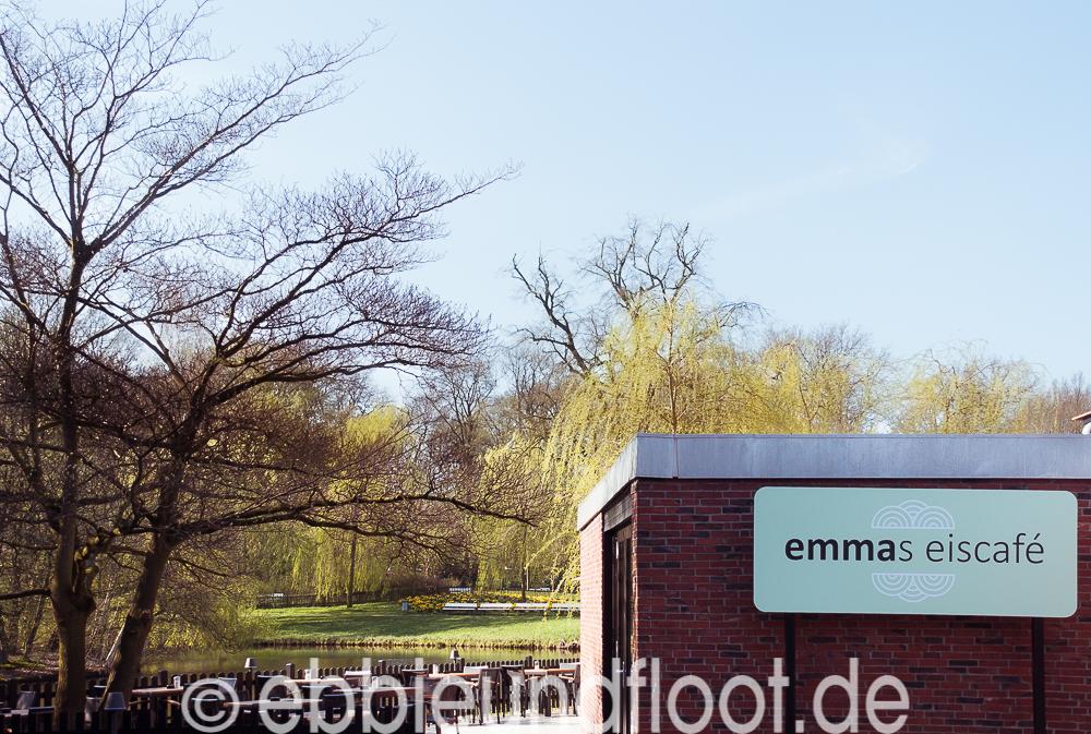 Ausblick Emmas Eiscafè
